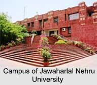 Jawaharlal Nehru University, Indian Universities