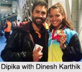 Dipika Pallikal, Indian Squash Player