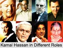 Kamal Hassan, Indian Film Personality
