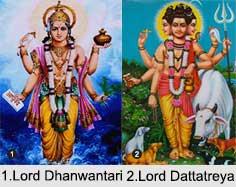 Minor Incarnations of Lord Vishnu