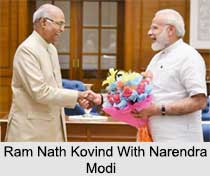 Ram Nath Kovind, Indian President
