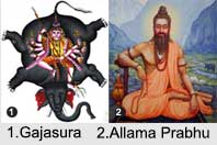 Incarnations of Lord Shiva