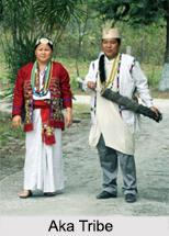 Aka Tribes, Tribes of Arunachal Pradesh