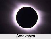 Amavasya, Panchangam