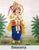 Balarama, Indian Purans