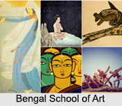 Bengal School of Art, Arts in India