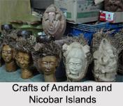 Crafts of Andaman and Nicobar Islands, Indian Crafts