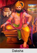Daksha, Chief of Patriarchs