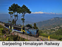 Darjeeling Himalayan Railway, Indian Railways