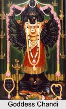 Chandi, Hindu Goddess