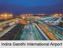 Indira Gandhi International Airport, Indian Airports