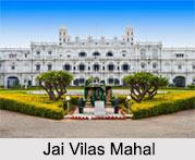 Jai Vilas Mahal, Gwalior, Madhya Pradesh