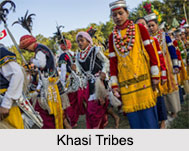 Khasi Tribe, Tribes of Meghalaya