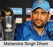 Mahendra Singh Dhoni, Indian Cricket Player