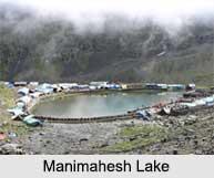 Tourism in Manimahesh Lake, Himachal Pradesh