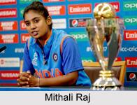 Mithali Raj, Indian Woman Cricketer