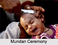 Indian Custom in Child Birth, Indian Hindu Customary Ceremonies