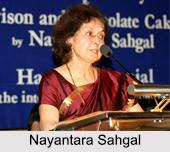 Nayantara Sahgal, Indian Female Writer