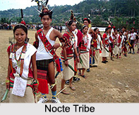 Nocte Tribe, Tribes of Arunachal Pradesh
