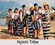 Nyishi Tribe, Tribes of Arunachal Pradesh
