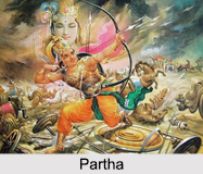 Partha, Arjuna, Mahabharata