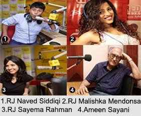 Indian Radio Personalities, Indian Radio