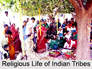 Religious Life of Indian Tribes