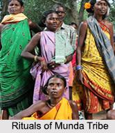 Rituals of Munda Tribe