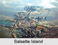 Islands of Mumbai Harbour, Indian Islands