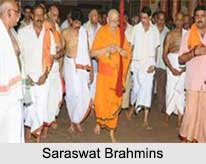 Saraswat Brahmins, Indian Community