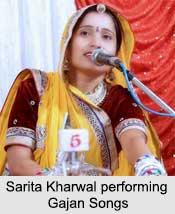 Gajan Song, Indian Folk Music