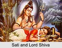 Legend of Sati, Indian Mythology