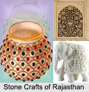 Stone Crafts of Rajasthan, Indian Crafts