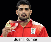 Sushil Kumar, Wrestlers in India