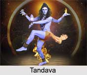 Tandava, Indian Dance