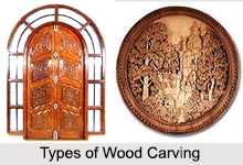 Types of Wood Carving, Indian Tribal Art