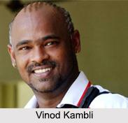 Vinod Kambli, Indian Cricket Players