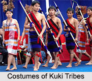 Kuki Tribe, Tribes of Manipur