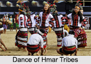 Hmar Tribes, Tribes of Manipur