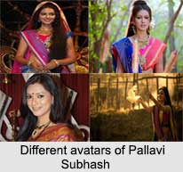 Pallavi Subhash, Indian TV Actresses, Indian Television