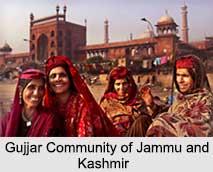 Gujjar Community, Indian Community