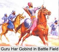 Guru Har Gobind, 6th Sikh Guru