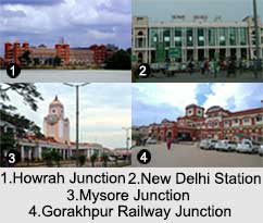 Indian Railway Stations, Indian Railways