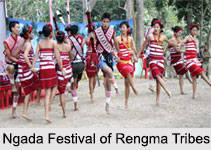 Rengma Tribes, Tribes of Nagaland