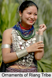 Riang Tribes, Indian Tribals