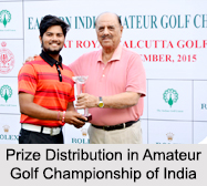 The Indian Golf Union (IGU), Golf in India