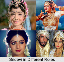 Sridevi, Bollywood Actress