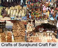 Surajkund Craft Fair, Indian Crafts
