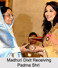 Madhuri Dixit, Bollywood Actress