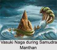 Nagas, Indian Mythology
